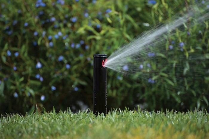 đầu tưới nước tự động