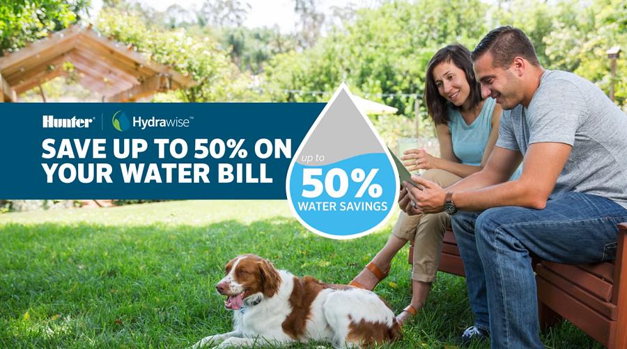 Tiết kiệm nửa số tiền điện mỗi tháng, còn gì bằng Hydrawise?