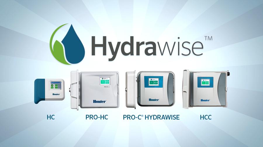 Các bộ điều khiển có kết nối Hydrawise