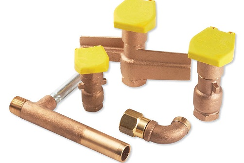 Quick Couplers – Brass