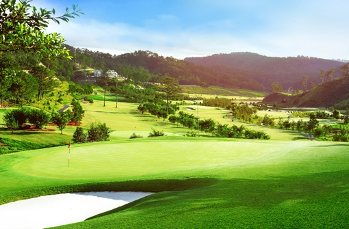 Tuyen Lam golf 1
